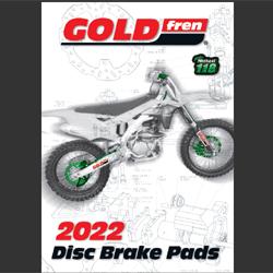 Goldfren Bremsbeläge Zuordnung